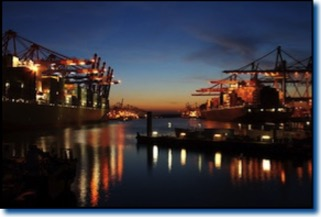 port centric container terminal