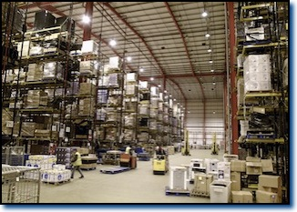 port centric warehouse
